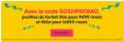 10€ de réduction sur les forfaits Sosh @ Sosh