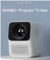 Vidéoprojecteur Portable  Xiaomi Wanbo T2 Max 1080p natif à 118.78€ @ Aliexpress