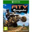 ATV Renegades sur Xbox One à 14.99€ au lieu de 19.99€ @ Micromania