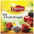 50% + 5% en s'abonnant sur une sélection de thés Lipton , mayonnaise Amora, infusions Elephant @ Amazon