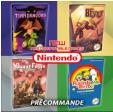 Bon plan rushongame : Livraison offerte sur les Préco jeux NES numérotés à 1.000 exemplaires + 1 figurine Pop offerte sur le pack