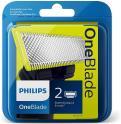 Lot de 2 lames pour PHILIPS OneBlade à 11.99€ @ Amazon