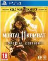 Mortal Kombat 11 Special Edition (Amazon Exclusive) ,Import UK Ps4 a 8.62€ et ultimate à 14€ @ Amazon