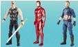 Figurine Titan 30cm Avengers à 5€ @ Cdiscount