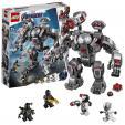 Bon plan Amazon : LEGO Marvel Super Heroes - L'armure de War Machine 76124 à 25.99€
