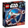 Bon plan Cdiscount : LEGO Star Wars 75191 Jedi Starfighter avec hyperdrive à 69.99€ au lieu de 119.99€