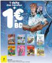 Bon plan Carrefour : Opération BD à 1€