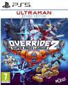 Bon plan Amazon : Override 2 Super Mech League : Ultraman Deluxe Edition sur Ps5 à 24.32€ au lieu de 39.99€