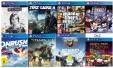 Pack de 7 jeux Ps4 ou Xbox one à 59.99€ + 6€ en Superpoints @ Superpremium ou SuperPromos via Rakuten