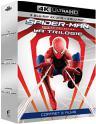 Coffret Spider-man Origins – La trilogie Blu-ray 4K à 19.99€ @ Amazon