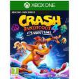 Bon plan Fnac : Crash Bandicoot 4: It's About Time! Xbox one et PS4 à 54.99€ + 10€ en chèques cadeaux adhérents + Tote Bag offert
