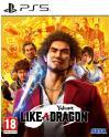 Bon plan Cultura : Yakuza : Like a Dragon PS5 et Xbox one à 29.95€ et PS4 à 34.99€
