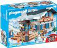 Playmobil- Chalet avec skieurs, 9280 à 37.49€ au lieu de 49.99€ @ Amazon