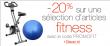 -20% sur une sélection de produits fitness @ Amazon