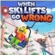 Promo démat, ex : When Ski Lifts Go Wrong sur Switch à 1.49€ au lieu de 14.99€ @ Nintendo