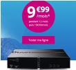 Série Spéciale BBox à 9.99€ au lieu de 19.99€ pendant 1 an pour les nouveaux clients @ Bouygues