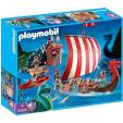 Playmobil Drakkar et Camp des Vikings à 39.99€  @Cdiscount