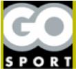 30€ le bon Rosedeal Go Sport d'une valeur de 60€ @ venteprviee