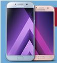 Reprise argus +70€ +Odr de 30€/50€ +10x sans frais + Flip cover et MicroSD 64Go offerts à l'achat d'un Galaxy A3 ou A5 @ Boulanger