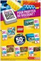 Lego 50% remboursé sur carte Auchan