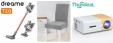 Bon plan Aliexpress : Dès vendredi 9h:  Aspirateur balai 2 en 1 Dreame T20 à 238€; Housses de chaises à 2.9€, ...