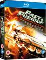 Coffret Fast and Furious 1 à 5 en Bluray à 12.85€ port compris
