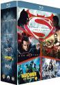 [Prime] Coffret blu-ray 5 films Zack Snyder (Batman vs Superman, Watchmen...) @Amazon