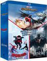 Bon plan Amazon : Coffret Blu-ray Spider-Man : Homecoming + Spider-Man : New Generation + Venom à 9.99€ au lieu de 19.99€