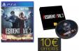 Bon plan Fnac : 1 chargeur à induction offert + 10€ pour les adhérents pour la préco de Resident Evil 2 Remake à 44.99€