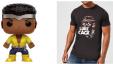 Lot Luke Cage Marvel : T-shirt et Funko Pop! Pour 12,99€ @ Zavvi