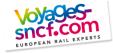 Trajets TGV en Europe à partir de 25€ en octobre @ Sncf