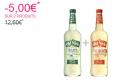 Deux bouteilles de Old Nick Fizzer Mojito et/ou TonicAgrumes pour 2€45 au lieu de 12€60 @Auchan Shopmium