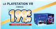 Bon plan Micromania : Pack PS VR + VR Worlds à 199.99€ pour la reprise de 2 jeux