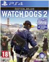 Watch Dogs 2 - Deluxe Edition sur Ps4 à 15.9€ au lieu de 29.9€ @ Amazon