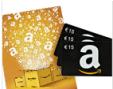 Bon plan Amazon De : 10€ offert sans minimum pour une carte cadeaux de 40€