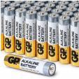 Pack de 32 Piles AAA GP Batteries alcalines 1.5V AAA haute performance à 8.49€ au lieu de 11.99€ @ Amazon (vendeur tiers)