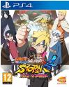 Naruto Shippuden: Ultimate Ninja Storm 4 - Road to Boruto PS4 à 13.85€ au lieu de 29.99€ @ Amazon