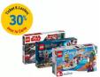 Bon plan Leclerc culturel : Aujourd'hui seulement : 30% sur la carte Leclerc sur tous les Lego