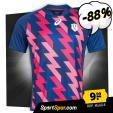 Maillot domicile Stade Français ASICS Rugby à 9.99€ @ SportOutlet