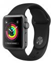 Apple Watch 38MM Alu Gris/Noir Series 3 à 183.99€ au lieu de 229€ @ Acheter Sur Google