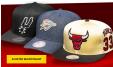 Casquettes NBA Mitchell & Ness à 11.11€ @ SportOutlet