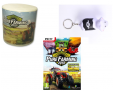 Pure farming 2018 PC + Boite à meuh + porte clé à 4€ @ Fnac