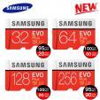 Bon plan Joybuy : Carte microSDXC 256 Go Samsung EVO Plus U3 (80-100 Mo/s en lecture-écriture) à 37€ (128 Go à 18€, 64 Go à 10€, 32 Go) à 6€