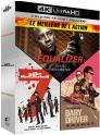 Coffret : Equalizer + Les Sept Mercenaires + Baby Driver 4K à 27.99€ @ Amazon (et 12.99€ en magasin NOZ)