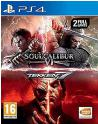 Tekken 7 + Soulcalibur VI (PS4) à 26.59€ @Amazon