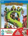 La méga intérgale Shrek en Bluray (4 films) à 20.05€ port compris @ Zavvi