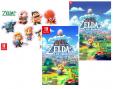 Bon plan Fnac : 15€ de chèques cadeaux adhérents + Poster et Magnets offerts pour la préciode The Legend of Zelda Link's Awakening
