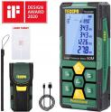 Bon plan Amazon : Telemetre laser 50M, mètre laser TECCPO à 16.46€ au lieu de 27.18€