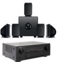 Pack FocalL Sib and Cub3 5.1 + Amplificateur Audio/Vidéo Denon AVRX520BT à 544.99€ au lieu de 877.99€ @ Webdistrib