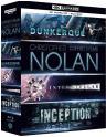 Bon plan Amazon : Coffret Christopher Nolan 3 Films 4K : Dunkerque / Interstellar / Inception 4K à 22.49€ au lieu de 49.99€